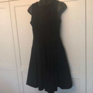 Jennifer Lopez black dress size small